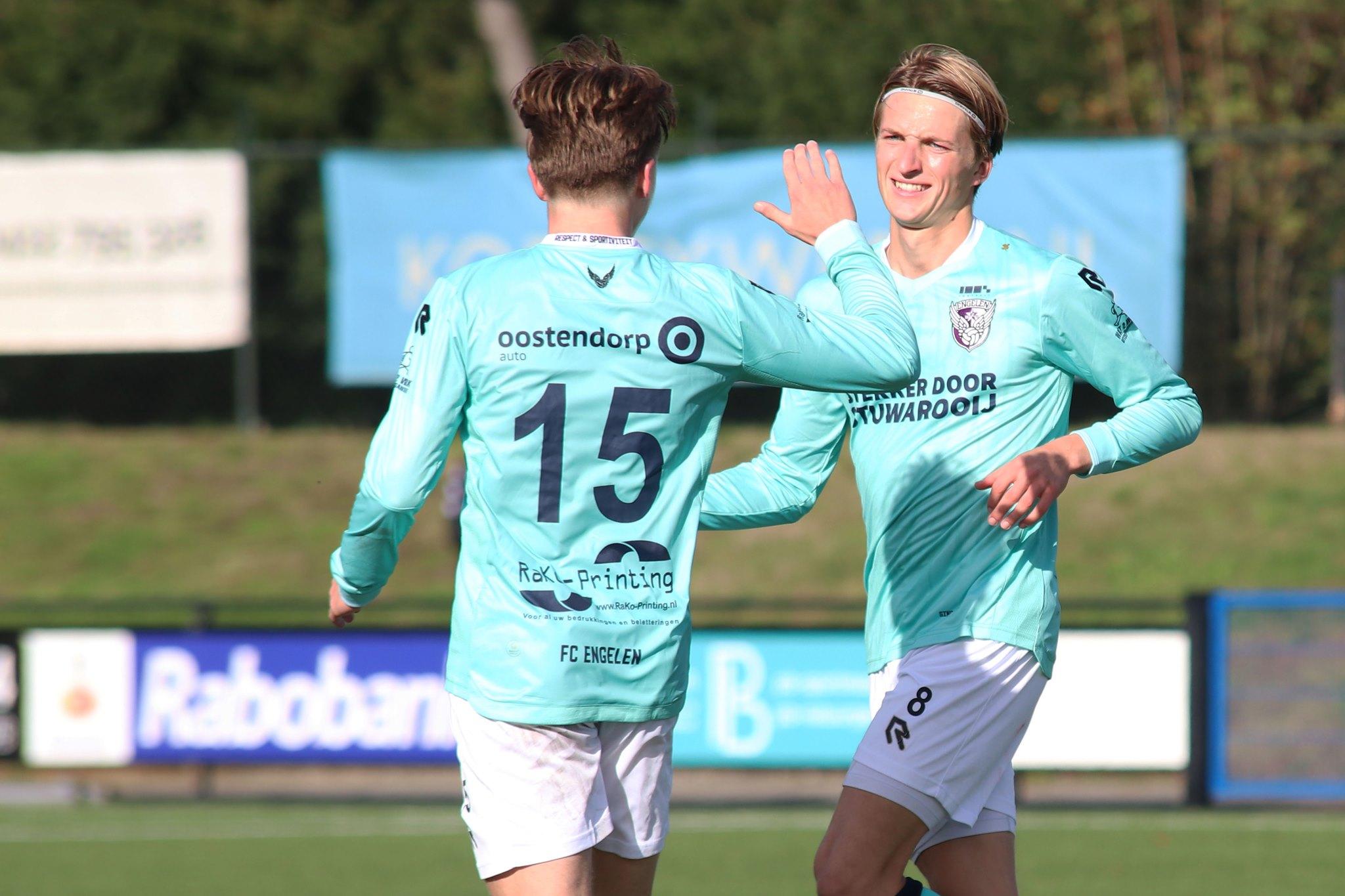 Nabeschouwing SCG'18-FC Engelen