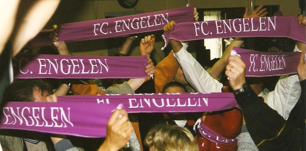 Nieuws over het 50-jarig jubileum van FC Engelen